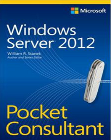MCSE2借书-Windows Server 2012 Pocke